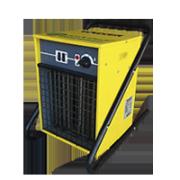 Calefacción, calefactor eléctrico trifásico
