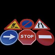 Lloguer senyals trànsit