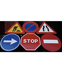 Alquiler señales tráfico