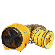 Sorrejar, arenado, ventilador industrial